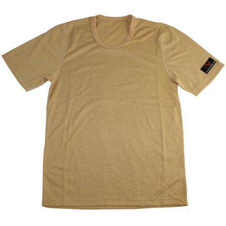 Армейские потооводящие футболки Coolmax. Дания
