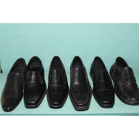 Туфли уставные кожа