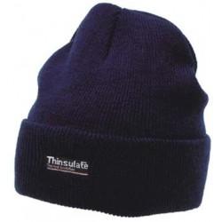 Зимняя шапка акрил+Thinsulate, синяя. Германия MFH.