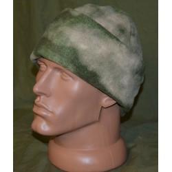 Флисовая шапка HDT-camo