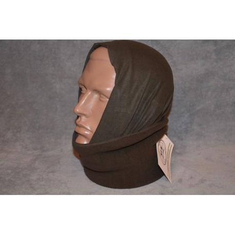 БАФ флис+Acryl-S pandex (шарф-труба). олива