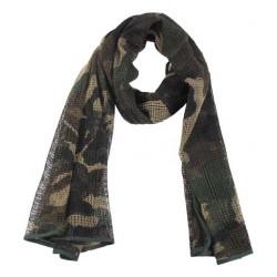Маскировочный шарф-сетка Woodland
