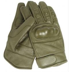 Тактические перчатки в расцветке олива., оригинал