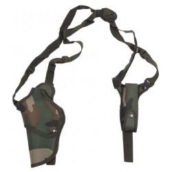 Кабура-оперативка левосторонняя, woodland