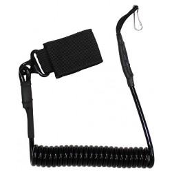 Тренчик (фиксатор безопасности) для пистолета, черный