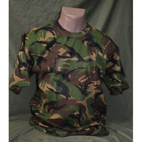 Футболка камуфляжная Вудленд / T-shirt Woodland, UA