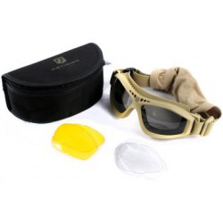 Баллистические очки-маска Revision Bullet Ant, Coyote