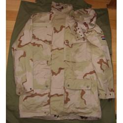 Куртка-парка армии Нидерландов, DPM