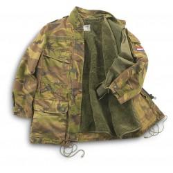 Куртка-парка армии Нидерландов, камуфляж DPM